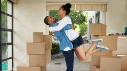 Les couples canadiens sont pressés d'emménager