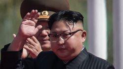 Les images de la démonstration de force de la Corée du