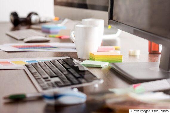 Ce que l'état de votre bureau révèle sur