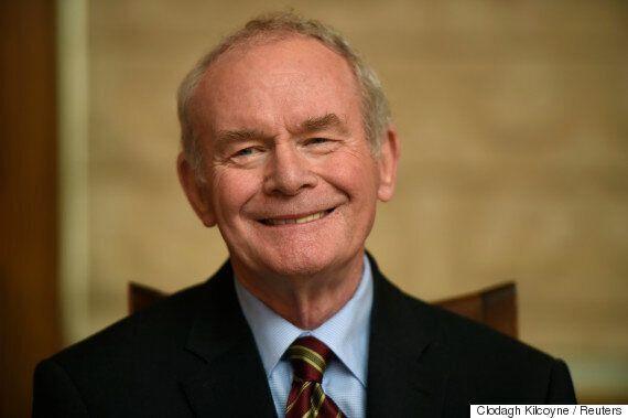 Le leader nord-irlandais Martin McGuinness est décédé à 66