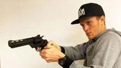 Un joueur de l'Impact s'excuse pour sa photo controversée sur les réseaux
