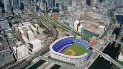Un référendum réclamé sur le financement d'un éventuel stade de baseball à