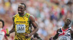 Usain Bolt remporte le 100 mètres en République