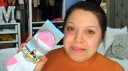 Le nouveau truc maquillage économique implique une chaussette