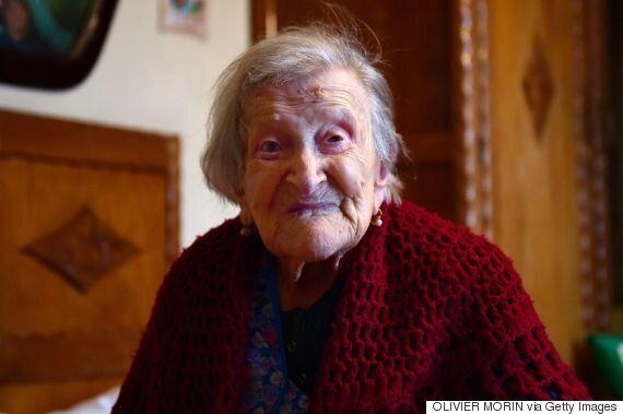 La nouvelle personne vivante la plus vieille du monde est une Italienne du