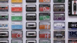 Oubliez les vinyles, la mode est aux cassettes