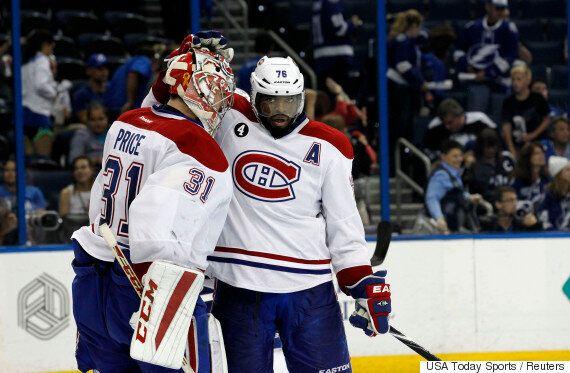 Subban est déçu de ne pas avoir rempli sa promesse de ramener la coupe Stanley à Montréal