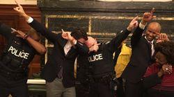 Justin Trudeau a pris une pause pour danser avec des