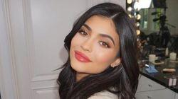Kylie Jenner lance une palette d'ombres à