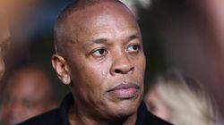 Le rappeur Dr. Dre menotté devant chez