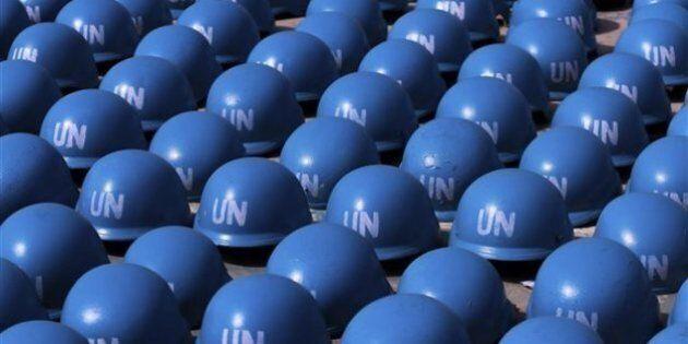 Jusqu'à 600 soldats canadiens mis à la disposition des Nations
