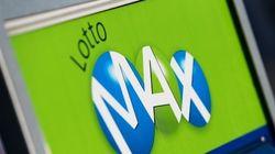 Lotto Max: le gros lot de 60 millions de dollars est gagné au