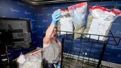 Trafic de drogue en Ontario: 27 arrestations et des saisies