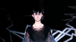 Haute couture à Paris: Schiaparelli pop, Iris Van Herpen