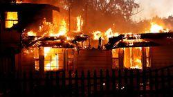 Un énorme incendie force l'évacuation de 4 000 personnes en Californie