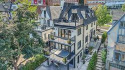 Cette maison hallucinante est cachée au coeur de Montréal