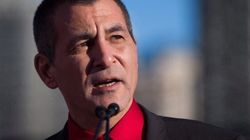 Hunter Tootoo n'a pas du tout l'intention de