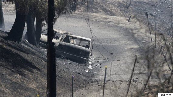 Incendie en Californie: 20 000 personnes évacuées