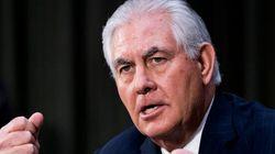Nomination de Rex Tillerson à la diplomatie dans un Sénat