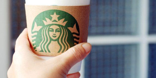 La chaîne Starbucks laisse tomber les
