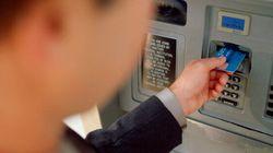 Une centaine de guichets automatiques manquent à l'appel