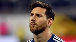 Lionel Messi ne ressemble plus du tout à