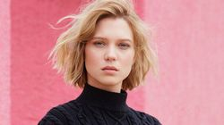Une première campagne de Louis Vuitton pour Lea Seydoux