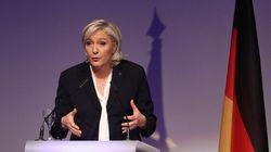 Marine Le Pen prédit le