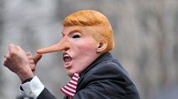 Les anti-Trump manifestent à