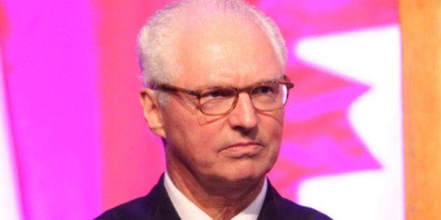 André Desmarais, président et cochef de Power Corporation, est en congé