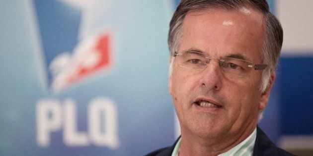 Guy Ouellette affirme que le PLQ veut forcer plusieurs députés à prendre leur