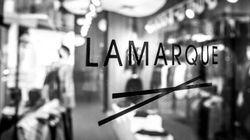 LAMARQUE ouvre son premier magasin à