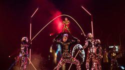 «Volta» du Cirque du Soleil: c'est du