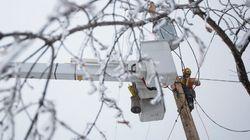Le temps glacial continue de perturber le réseau
