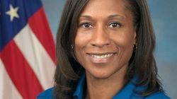 Voici la première astronaute noire dans la Station spatiale