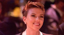 Scarlett Johansson lance une invitation à son sosie de 72