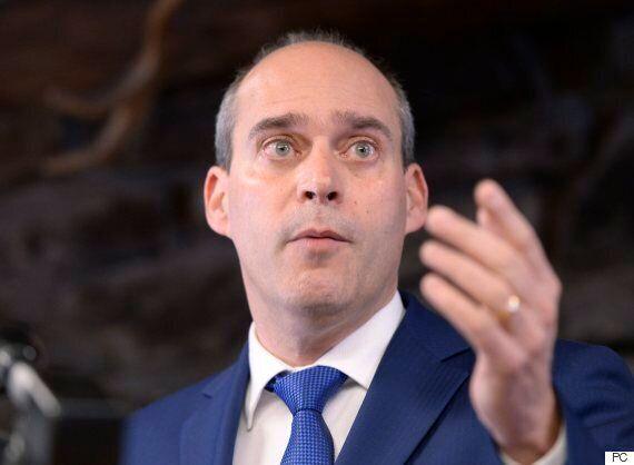 Direction du NPD: Guy Caron se prononce contre Énergie Est... pour l'instant