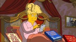 «Les Simpson» ont bien ramassé Trump pour ses 100 jours à la Maison