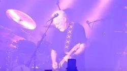 Voyez l'hommage du guitariste de Pink Floyd à Prince