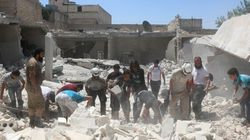 Syrie: quatre hôpitaux bombardés à