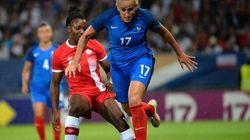 Soccer féminin: Le Canada s'incline face à la
