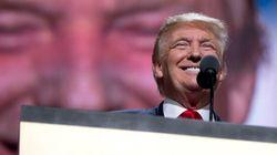 Plus de 32 millions de téléspectateurs ont regardé le discours de Donald