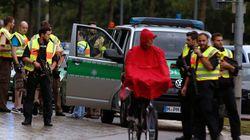 Sirènes hurlantes et rues désertes: Munich en état de siège