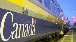 34,4 M $ pour la réfection du corridor ferroviaire