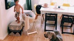 Cette mère croit que les parents n'ont pas besoin de sécuriser leur maison pour leurs