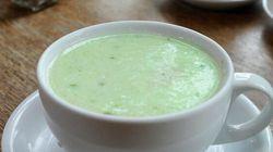 Recette facile de soupe froide de