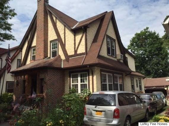 La maison d'enfance de Donald Trump à New York est en vente
