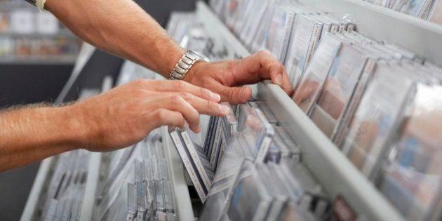 Sunrise Records veut s'établir dans des succursales vacantes de