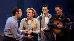«Million Dollar Quartet»: le quatuor à un million de dollars pour la première fois à