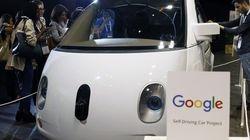 Voitures autonomes: Google en avance sur
